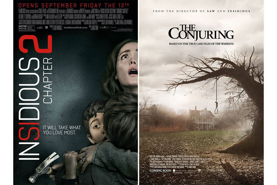 Insidious Chapter2 The Conjuring