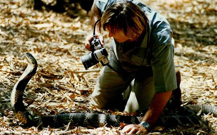 Belajar Fotografi dari Fotografer Austin Stevens