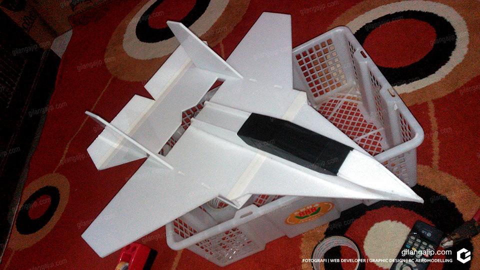 Cara membuat origami F16 jet fighter Fighting Falcon | Origami | 540x960