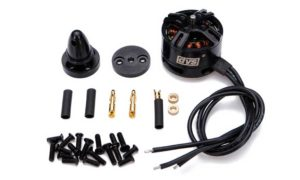 DYS BE1806 2300KV Brushless Review dan Spesifikasi