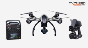 Yuneec Typhoon Q500 4K Quadcopter Drone RC
