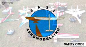 Peraturan Organisasi Aeromodelling Indonesia PB FASI Tentang Safety Code